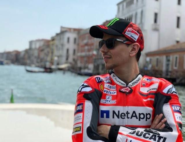 Jorge Lorenzo Juara Motogp Mugello Italia 2018