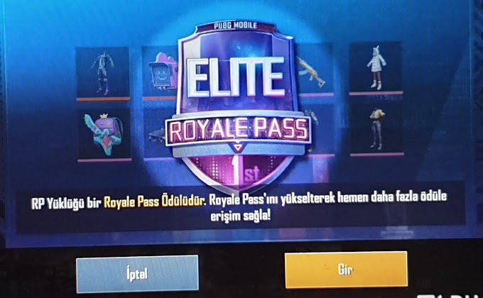 PUBG Mobile UC HACK New 12.0 Elite ROYAL PASS Yükseltmesi Mayıs 2019