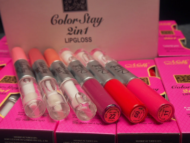M.N ME NOW COLOR STAY 2in1 Lipgloss