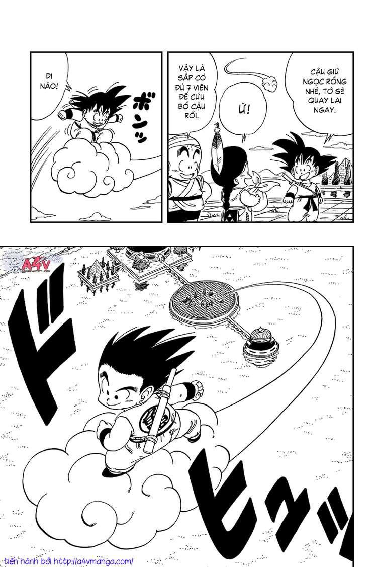 Dragon Ball chap 109 trang 2