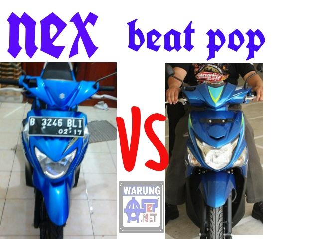 foto gambar modifikasi beat pop-67  terbaru