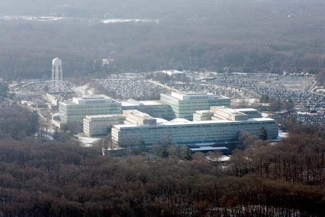 Image Attribute: An aerial view of the U.S. Central Intelligence Agency (CIA) headquarters in Langley, Virginia, U.S. on January 18, 2008.   REUTERS/Jason Reed/File Photo