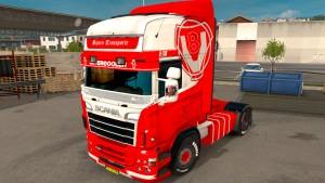 Scania RJL Bjoern skin