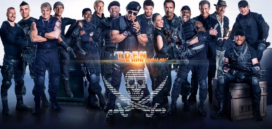 THE EXPENDABLES 3: Versiunea DVD A Filmului A Fost Piratată Şi A Ajuns Ilegal Online