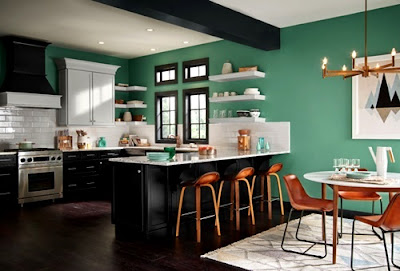 House Paint Color Trend New Year 2017