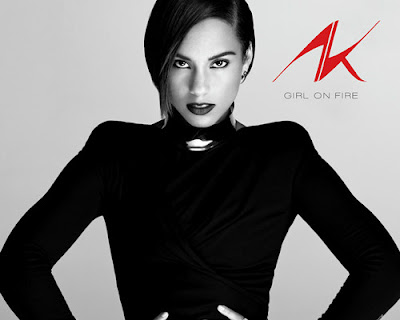 girl on fire alicia keys terjemahan