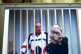 l'ex-espion russe Sergueï Skripal, 66 ans