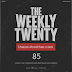 The Weekly Twenty #085