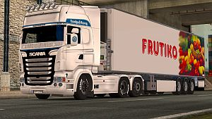 Frutiko pack for Scania RJL