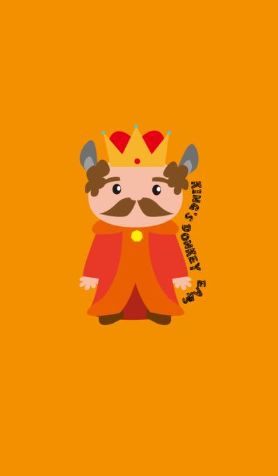 King's donkey ears