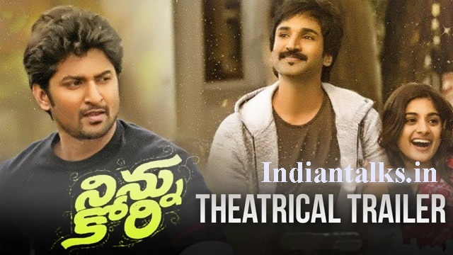 Ninnu Kori Movie Trailer