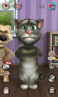 العاب توم المتكلم - لعبة القط توم
