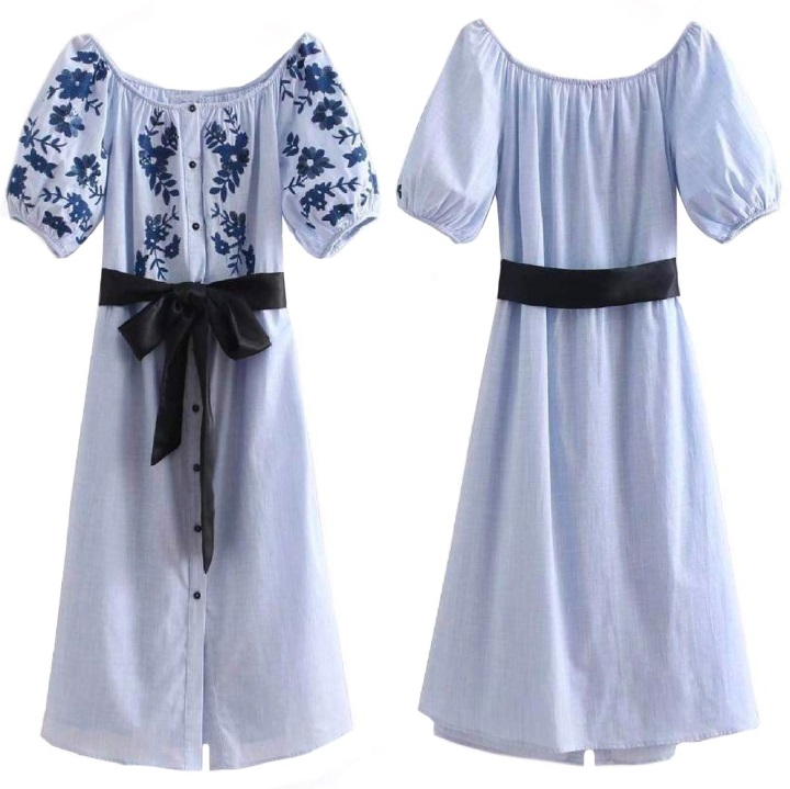 32c9eafbe2b The  65 Goodnight Macaroon Hannah Embroidered dress is an almost identical  match.