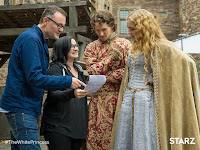 Jodie Comer and Jacob Collins Levy in The White Princess Series (13)