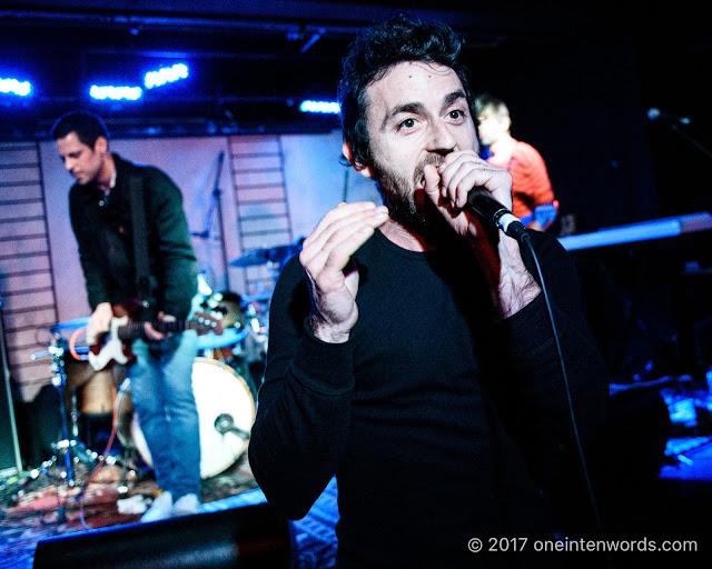 Le Trouble at Adelaide Hall for Canadian Music Week CMW 2017 on April 18, 2017 Photo by John at One In Ten Words oneintenwords.com toronto indie alternative live music blog concert photography pictures