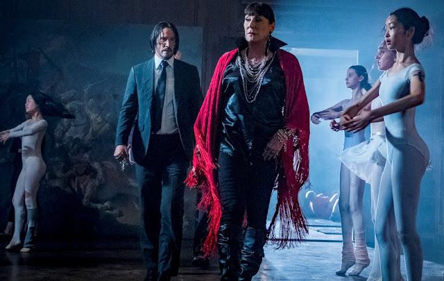"""John Wick 3 abre o caminho para o derivado """"A Bailarina"""""""