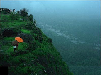 Karnala Fort in Monsoon