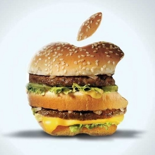 HUMOR GRAFICO BIG MAC