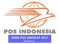 Kode Pos Seluruh Indonesia 2017 Lengkap