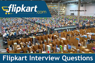 Flipkart Interview Questions