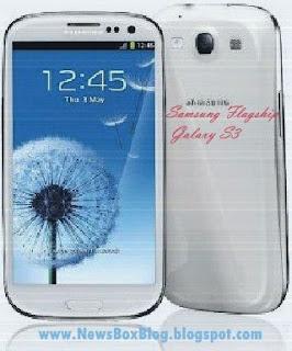 Samsung Galaxy S3 Flagship Smart Phone Color Problem 2012