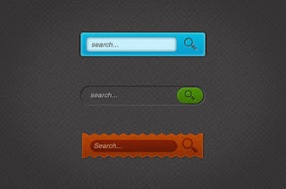 Blogger search bar widget with css3 hover