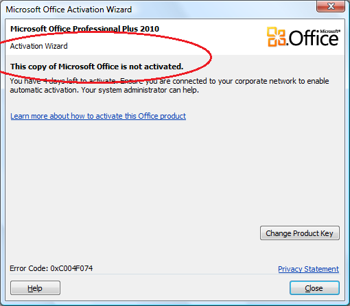 If You Just Installed Microsoft Office 2010 And Want To Activate That Then Follow These Simple Steps