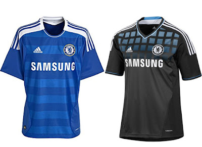 381c03379 2011-12 Chelsea Adidas Home Football Shirt  V13927  - Uksoccershop