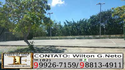 quadra poliesportiva-praça-Casa, venda, Maceió-AL,Conj. Res. Jardim Petrópolis 1
