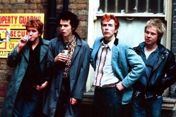 Daftar Album dan Judul Lagu Sex Pistols