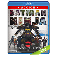 Batman Ninja (2018) BRRip 720p Audio Dual Latino-Ingles