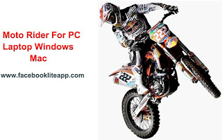 Download Moto Rider App