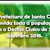 CONVITE DA PREFEITURA DE SANTA CRUZ PARA O DESFILE CÍVICO DE 07 DE SETEMBRO