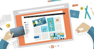Tips Desain Unik Website Pribadi
