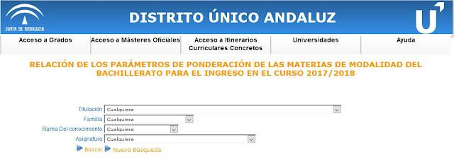 http://www.juntadeandalucia.es/economiainnovacionyciencia/sguit/documentacion/Parametros_2017_2018.pdf