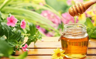 madu hilangkan jeragat