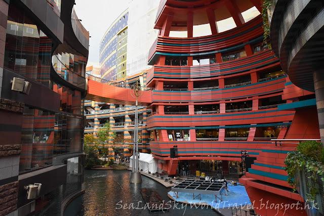 福岡Canal City 運河城