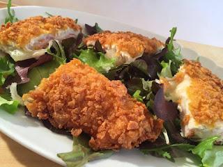 pollo fritto ripieno super croccante