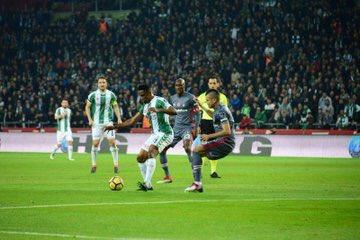 Turquie : Samuel Eto'o passeur, Konyaspor obtient le nul face au Besiktas (Vidéo)