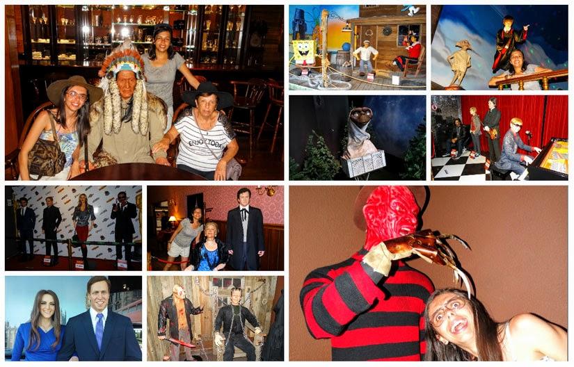 Dreamland: Museu de Cera de Gramado