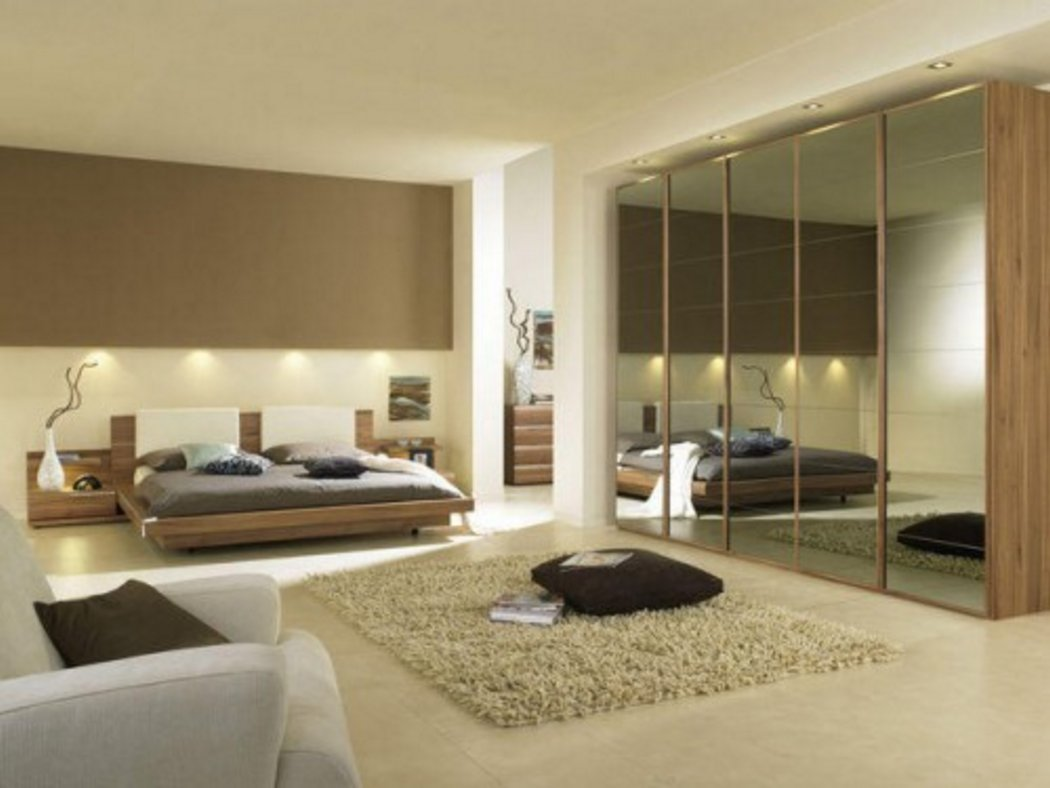 modern wall mirror design for bedroom 5