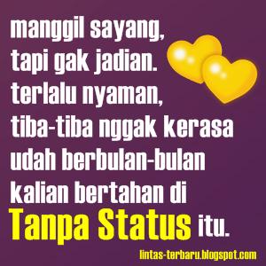 Foto DP BBM Kata Kata Galau Putus Cinta