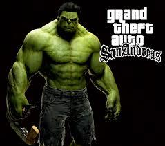 GTA Sanandreas Hulk Mod Free Download For Pc Steam - Latest