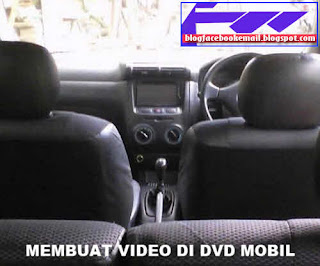 video DVD VCD mobil