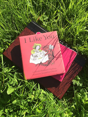 I Like You by Sandol Stoddard Warburg - Reading, Writing, Booking