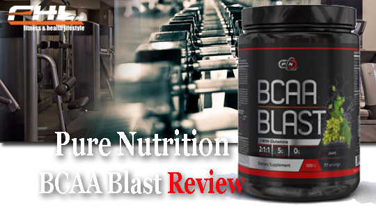 Pure Nutrition BCAA Blast цена