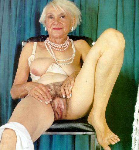 older women naked in action