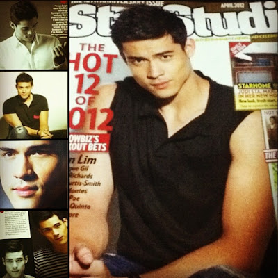 Xian Lim Hot 12 of 2012
