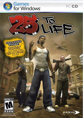 25 to Life PC Full Español