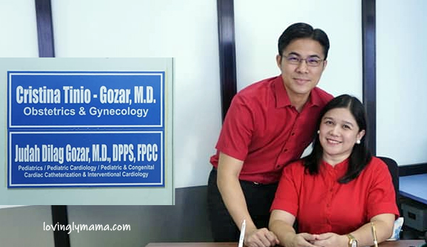 Bacolod pedia- Bacolod pedia cardiologist - Bacolod pediatric interventional cardiologist - Bacolod OB-Gyne - Bacolod doctors - Bacolod mommy blogger - mommy blogger - Bacolod pediatrician - Cristina Tinio-Gozar - Judah Gozar - health and wellness